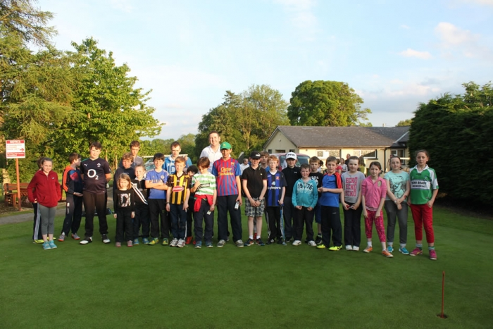 Junior Golfers